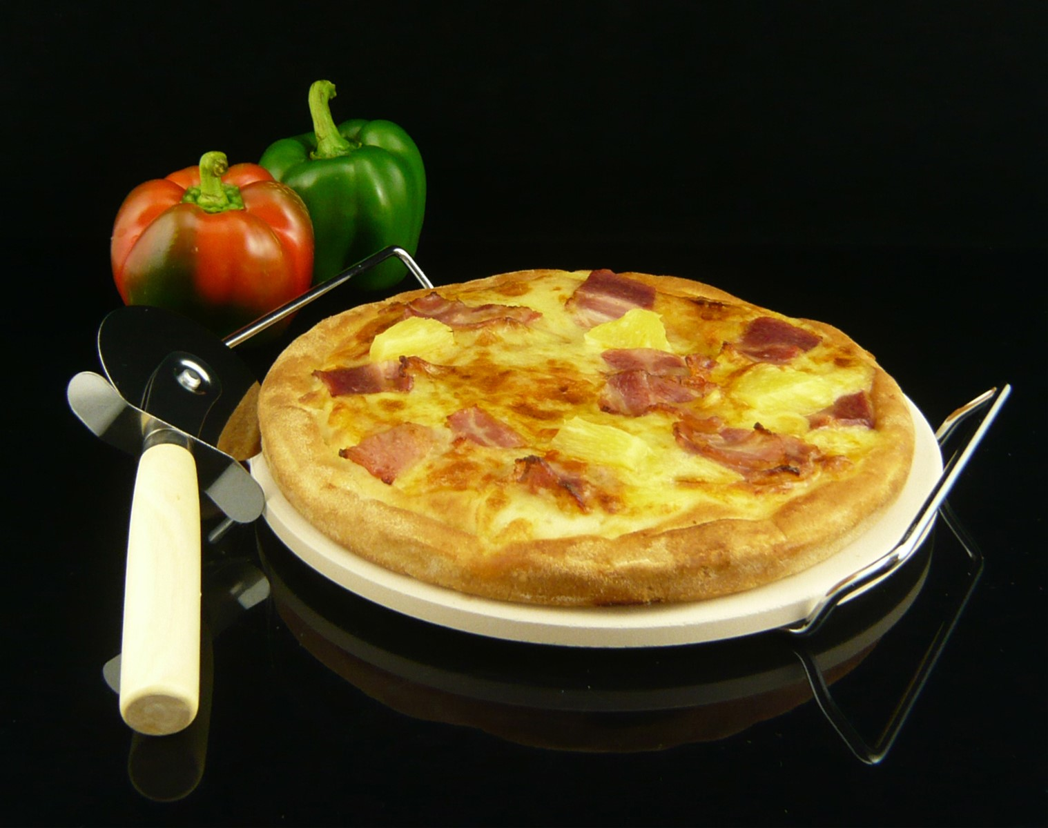 Ceramic Tableware 13 pizza stone