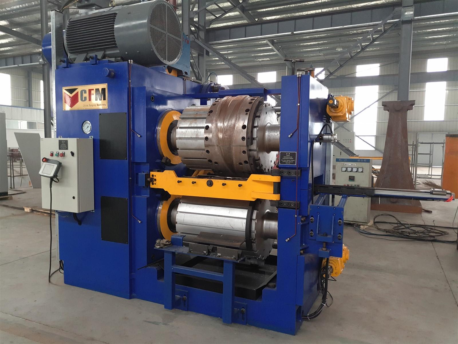 D4680X700 Cross Wedge Rollcrank shaft preforging machine