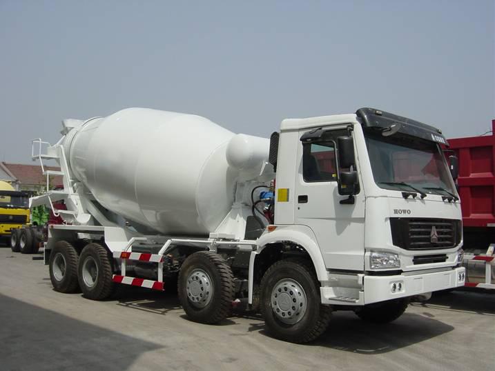 Sinotruk SWZ Concrete Mixer Truck 10cbm 6x4 ZZ5251GJBN3841C