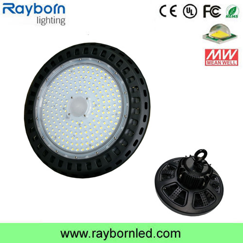 SMD3030 Meanwell IP65 150W 200W UFO LED High Low Bay Light