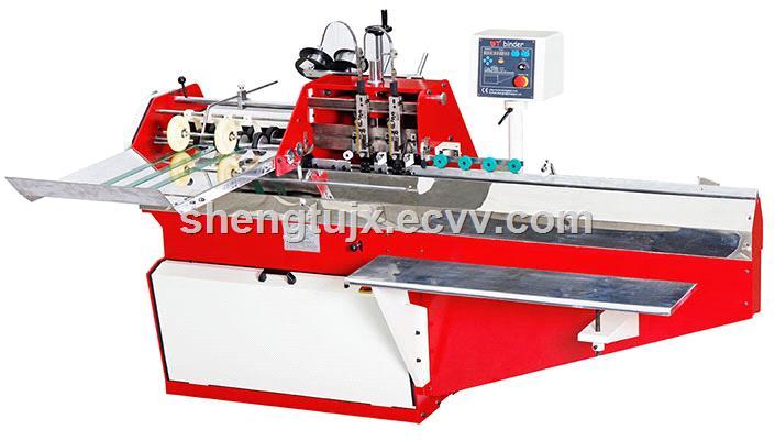 ST440 Wire saddle book stitching machine