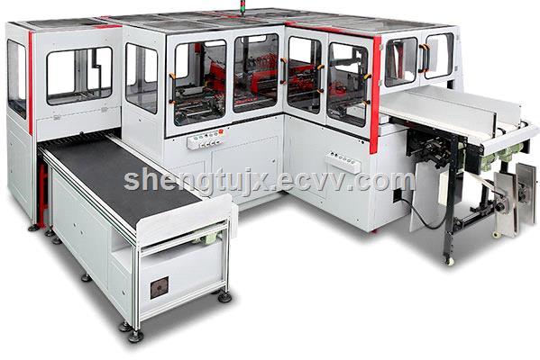 ST060H High speed case maker