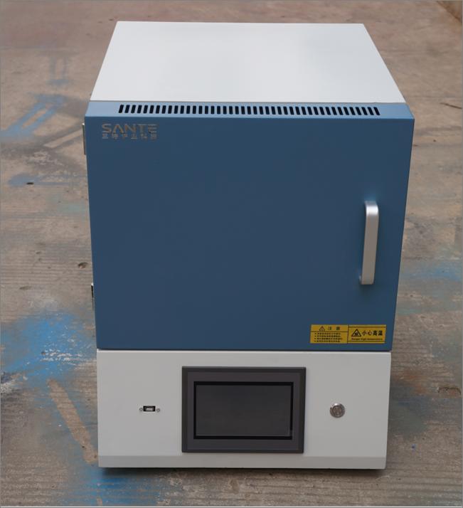 1300c Laboratory High Temperaturure Electric Muffle Furnace Box Type Furnace