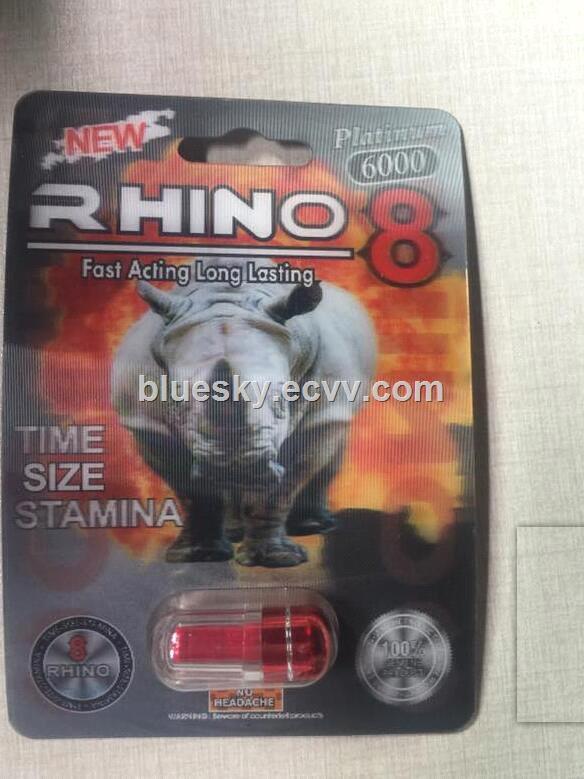 Rhino25 Sex Pills Enhancement Capsule for Male