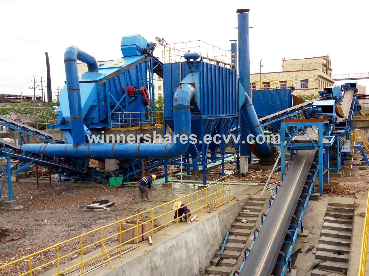 construction waste treatment system1