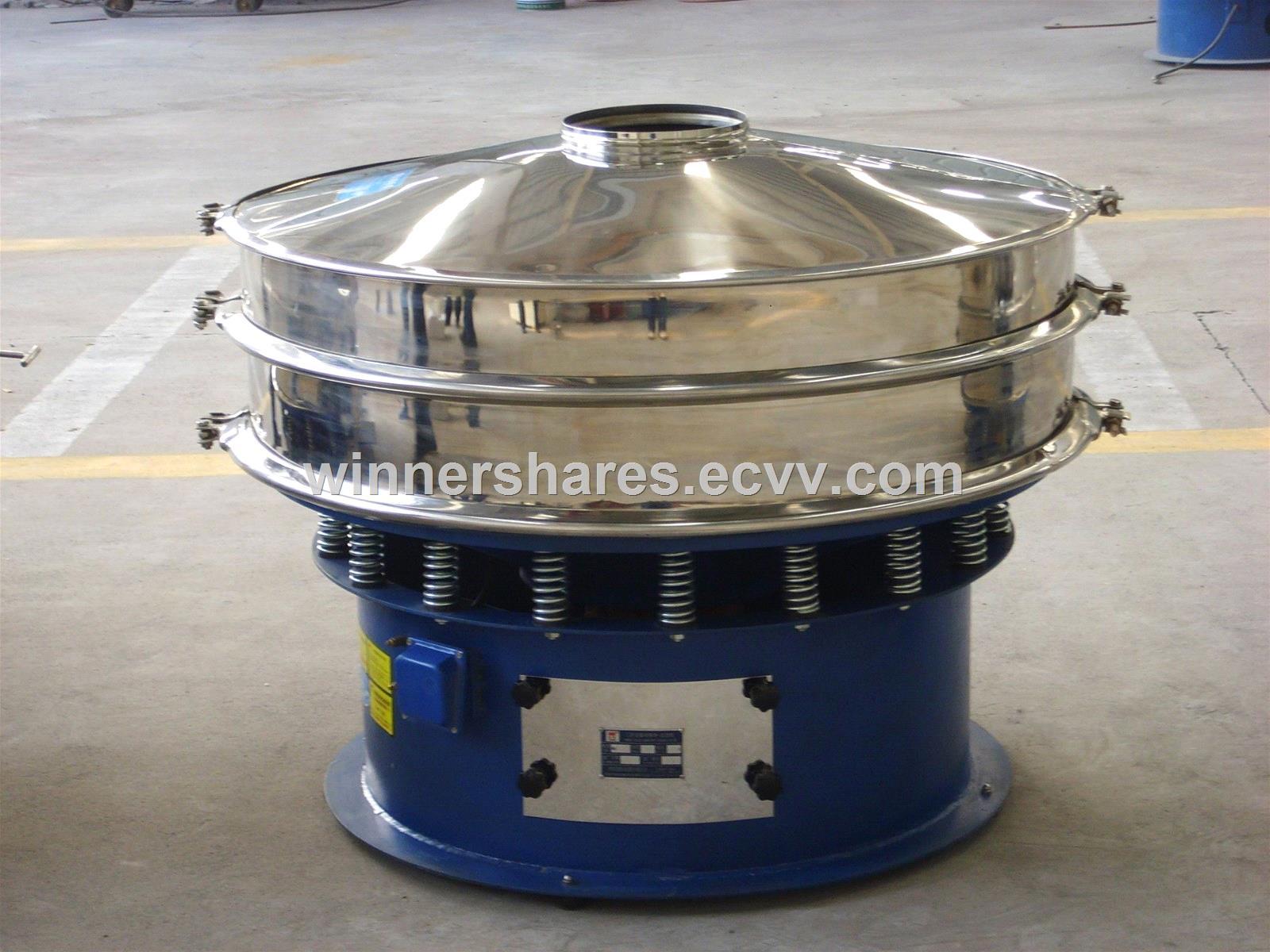 rotary vibration screen