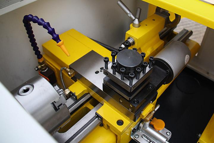 Micro CNC Lathe
