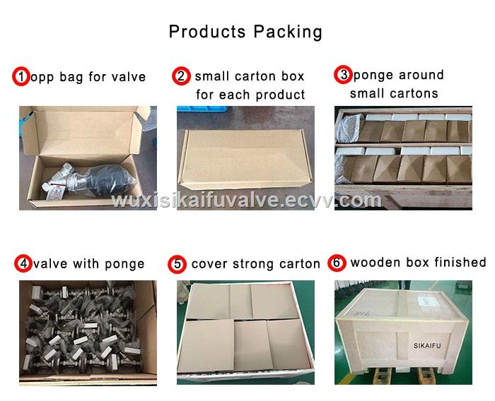 Factory wholesale Dn32 Stainless Steel Thread Pneumatic angle seat valve with positioner 420mA