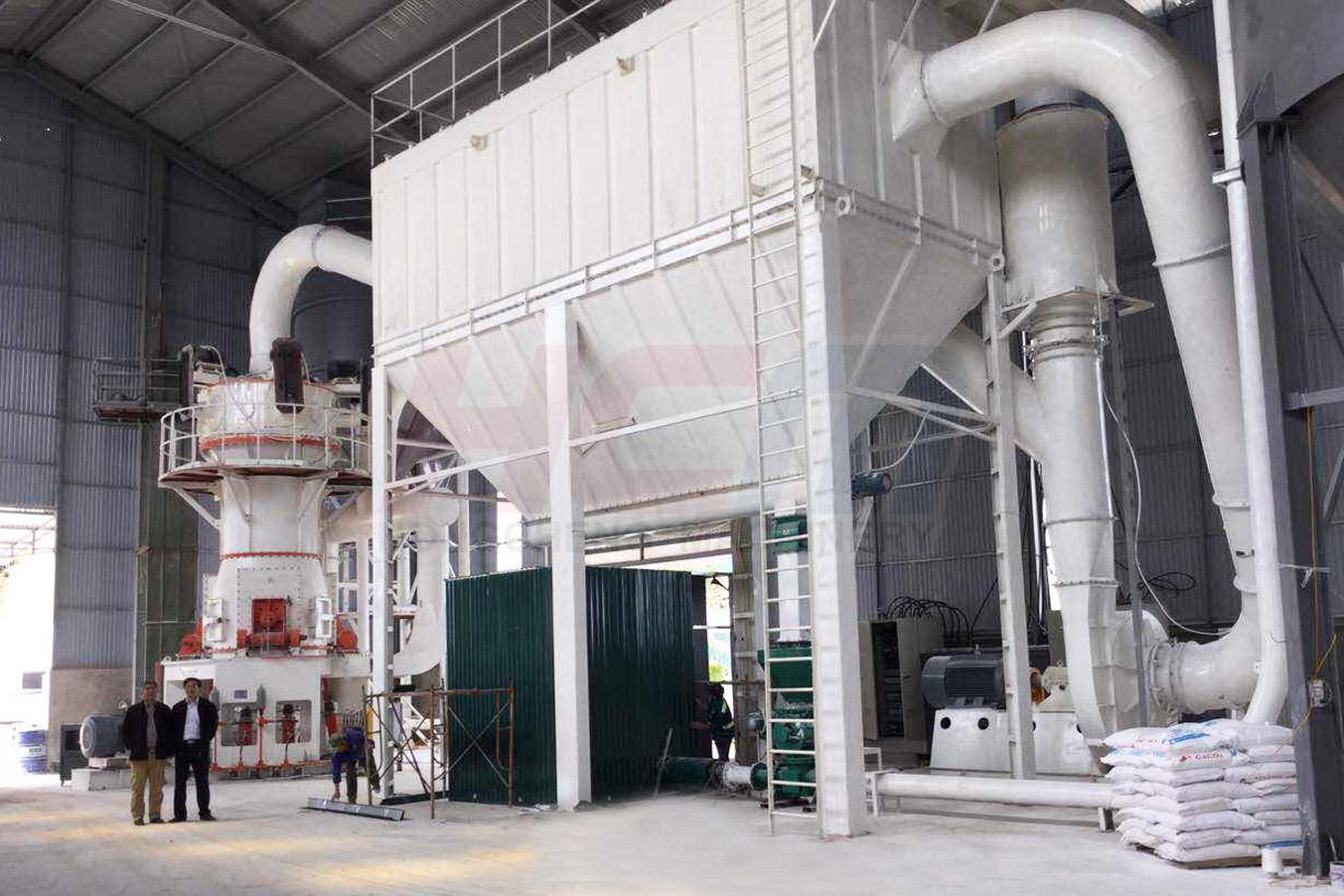 HLMX Superfine Verticle Mill Ultrafine Mill Superfine Grinding Machine