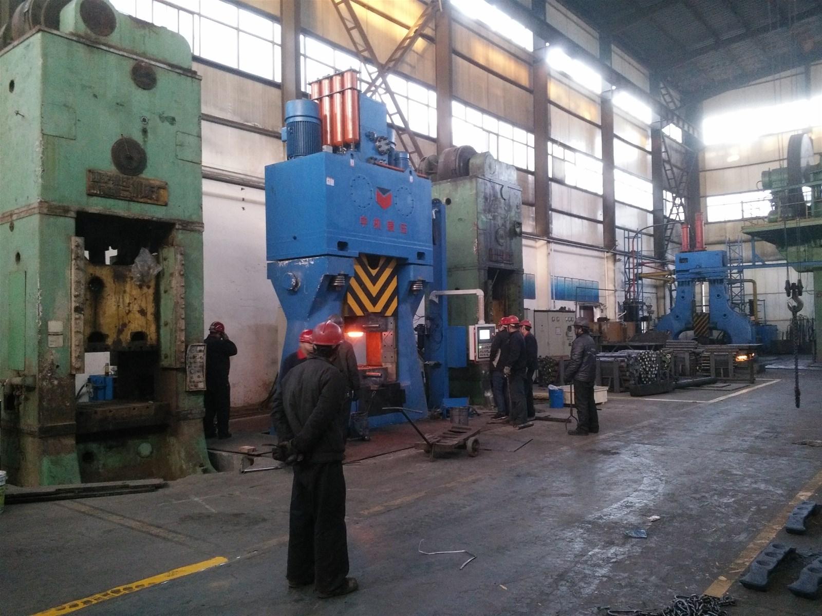 High Effieiency Numerical control Hydraulic Close Die Forging Hammmer 4Tons