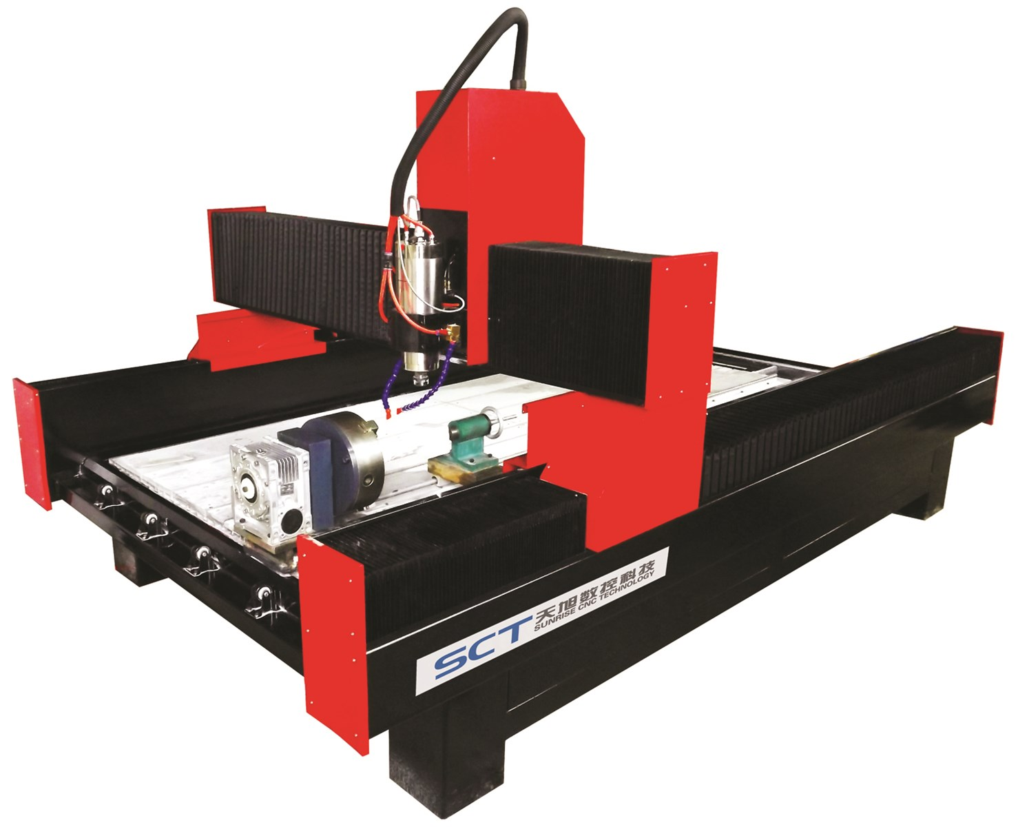 1325 woodworking cnc router with rotary