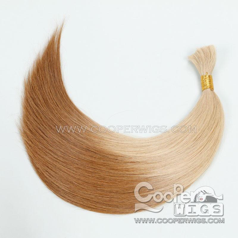 European Virgin Straight Bulk Hair Weave Bundles 100 Human Hair 1pc Hair Extensions