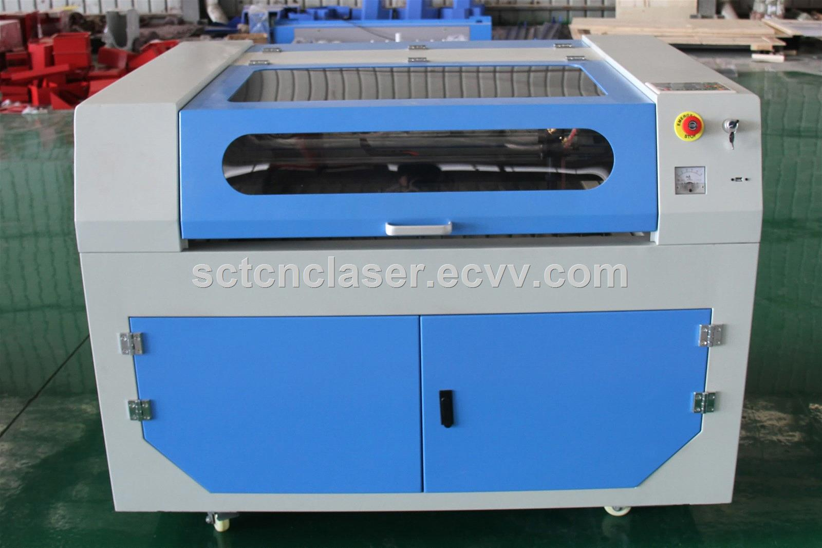 Laser Cutting and Engraving Machine 6090 with Reci Laser Tube