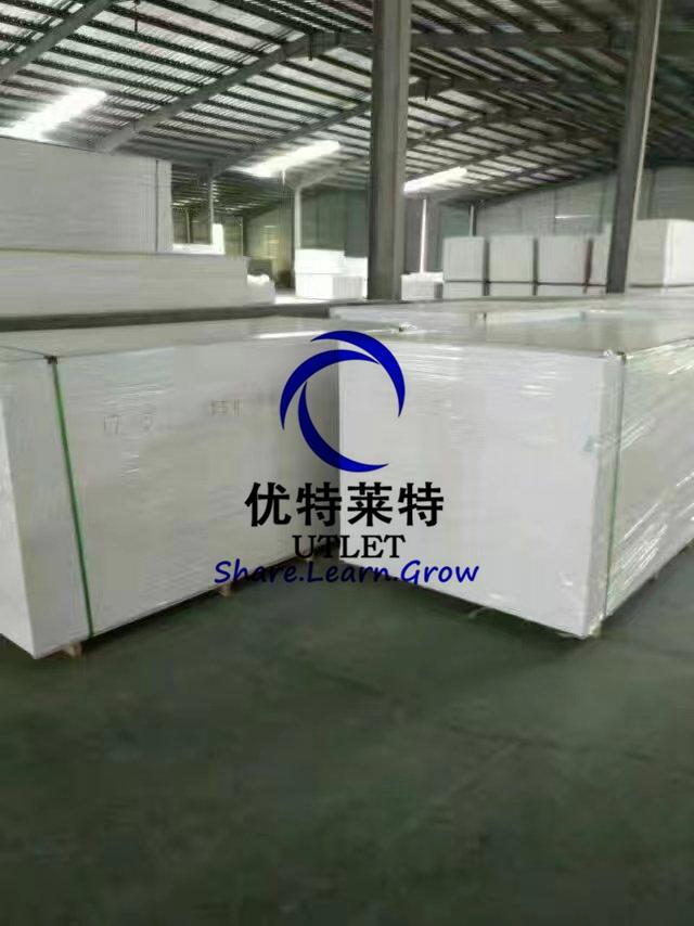 Hot Sale Easy to Print Waterproof high Density PVC Foam Board