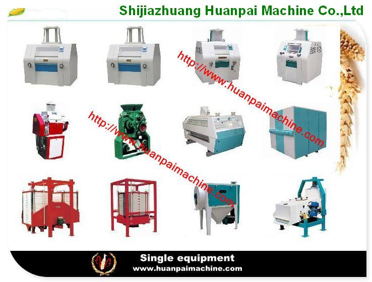 3050 ton per day wheat maize flour mill machine