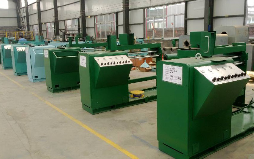 Oilimmersion Electrical Power Transformer coil winding machine