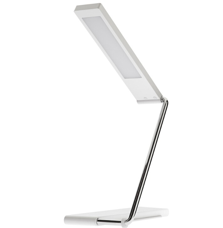 USB port for charging portable dimmer control adjustable mini foldable LED table lamp