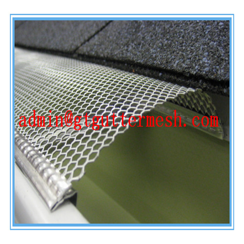 Aluminium Gutter Mesh Rolls for Gutter Guards