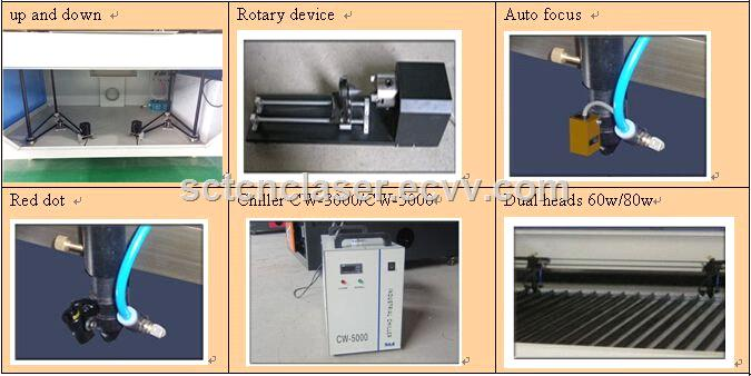 CNC Laser Engraver Cutter CO2 Laser 6040 Laser Engraving Machine UK Exported