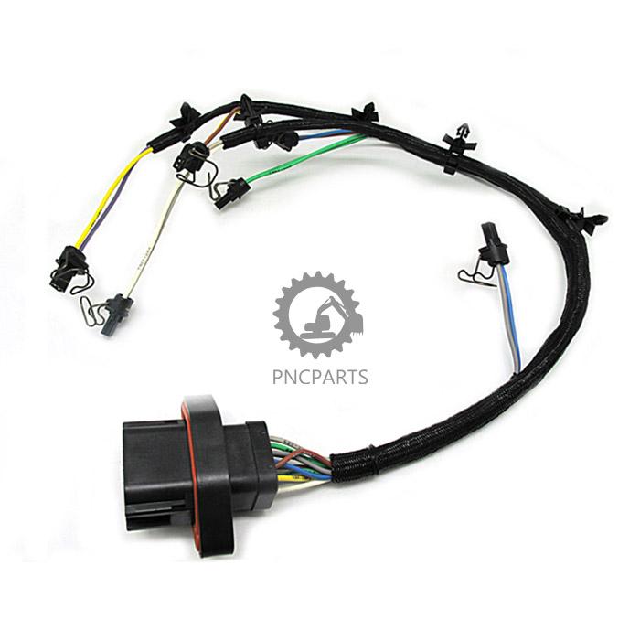 C9 Diesel Injector Wiring Harness 2153249 4190841 Original