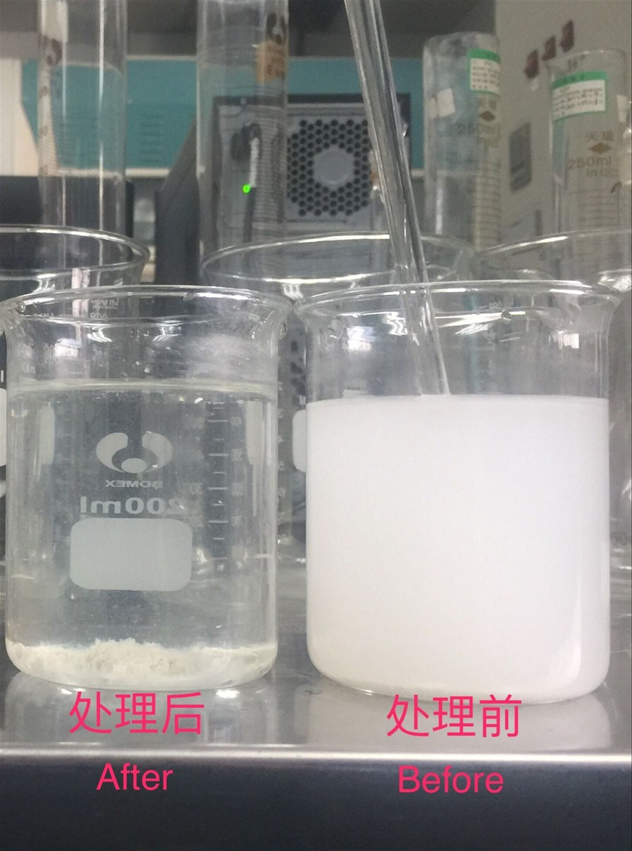 Water Treatment Chemicals Flocculant for Refining Industries