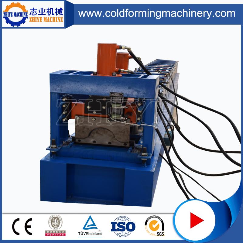 Ridging Cap Cold Forming Machine