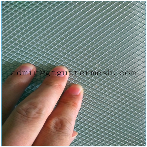 gutter meshexpanded aluminium meshleaf guard meshgutter cover screen
