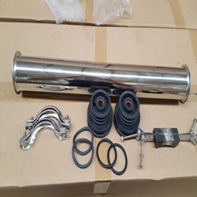 SS 40408040 Stainless Steel RO Membrane Housing