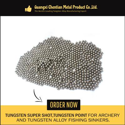 Tungsten Super Shot TSS 875
