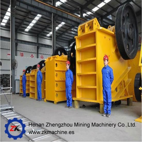 Jaw Crusher for stone ore mineral limestone rock Crushing machine