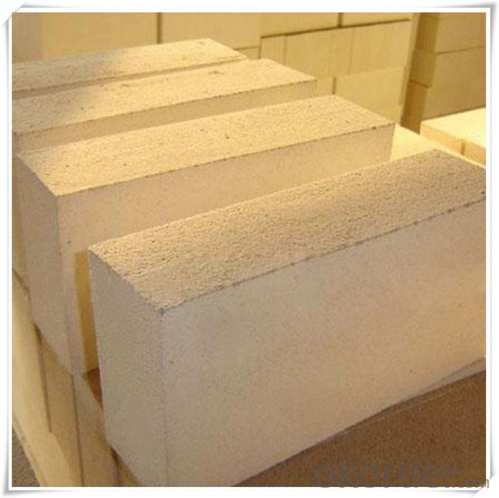Refractory Fire Clay Kiln Brick for Industry FCB31 for Hot Blast Stove