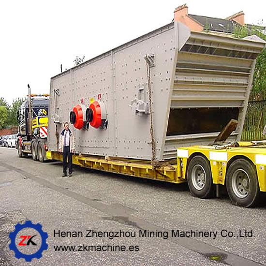 High Capacity Vibrating Screen Machine For Stone Mineral Sand China Professional Manufacturer