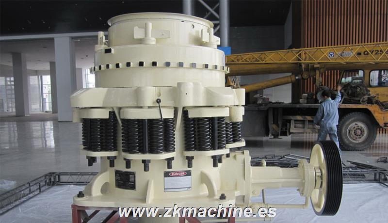 Cone Crusher Stone Mineral Rock Gravel Marble Ore Crushing Machine