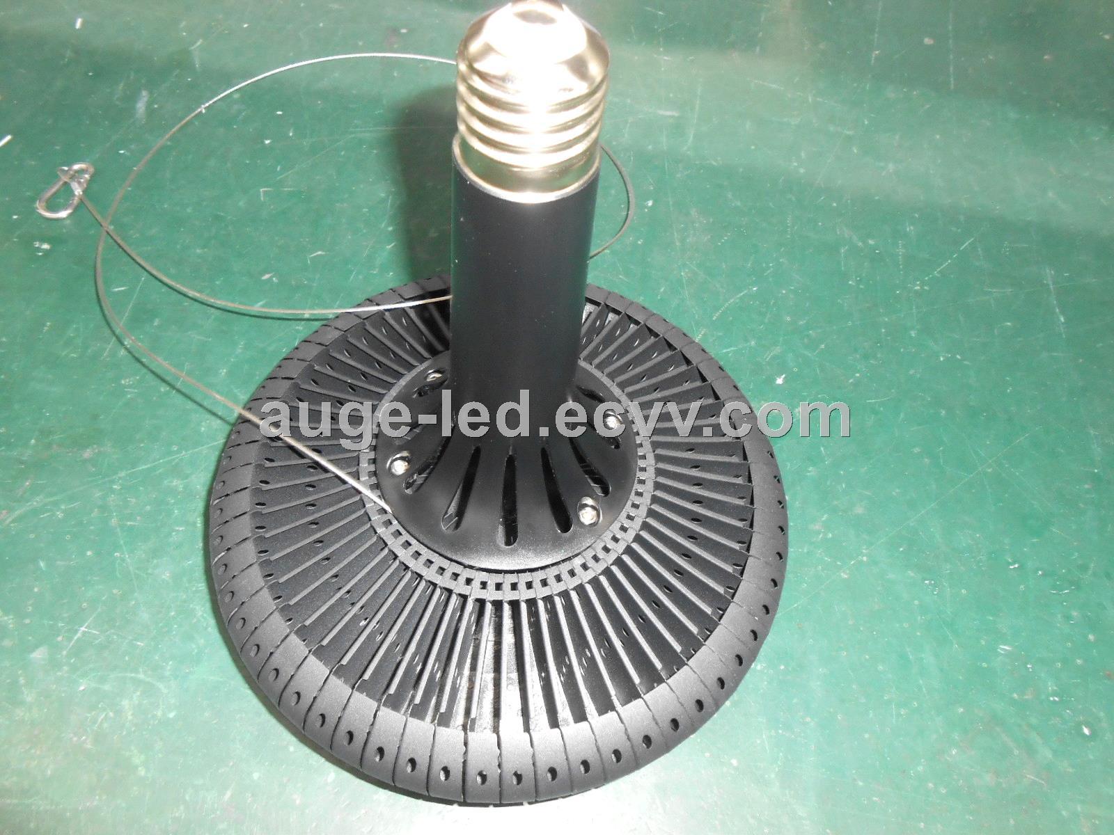 100W 150W UFO High Bay Light AC Linear Driverless UFO High Bay Light IP65 High Bay Light Replace Corn Lamp