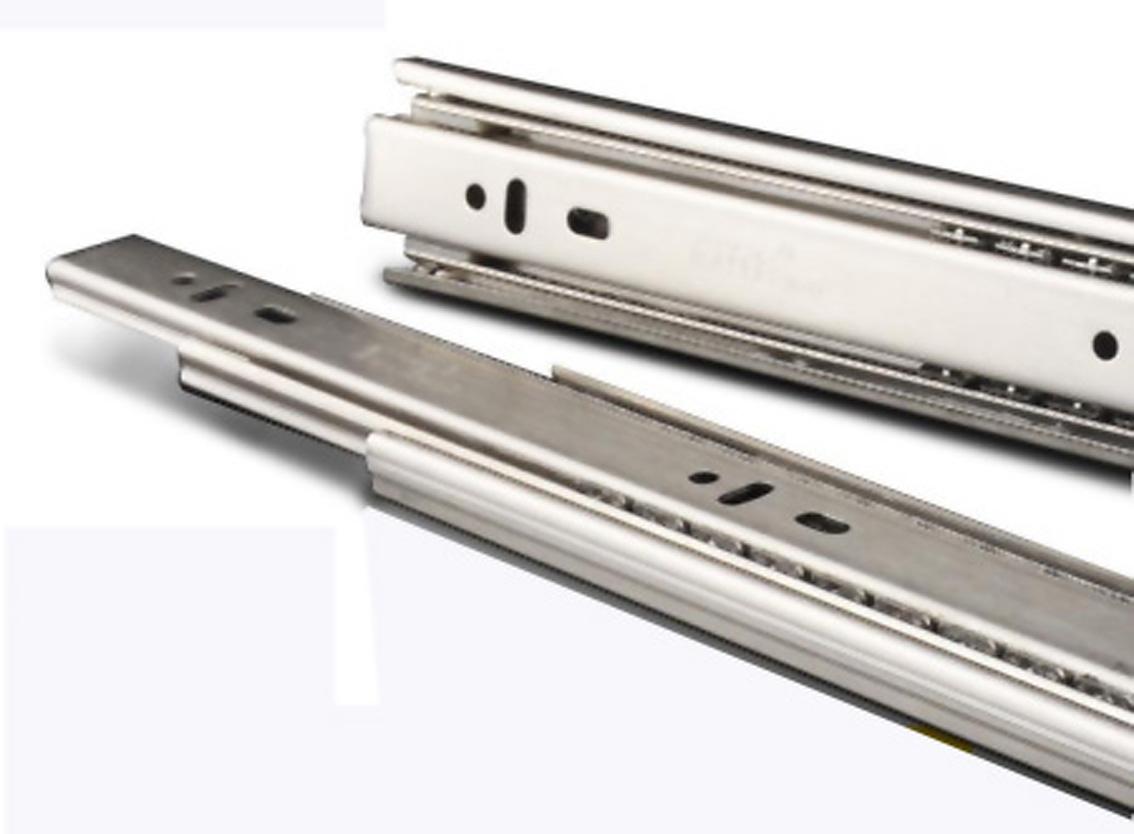 45SSD01 Stainless Steel Full Extension Slides