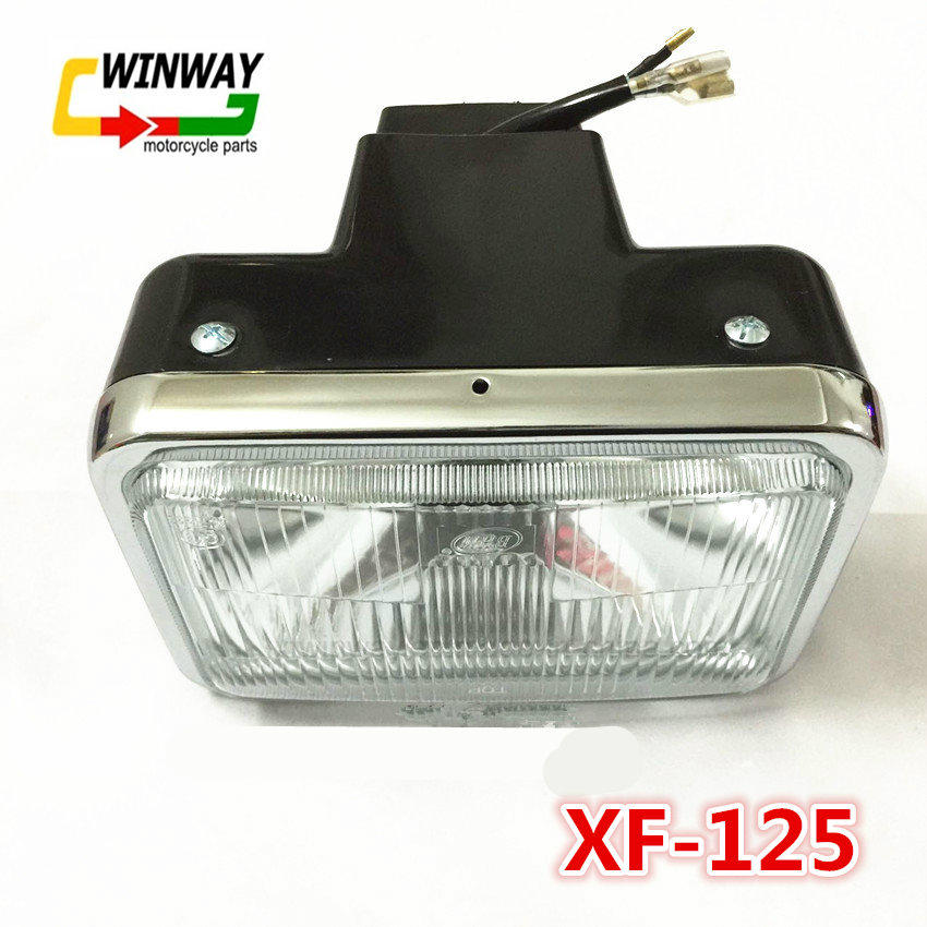 Ww7199 Motorcycle Part Headlight for Xf125
