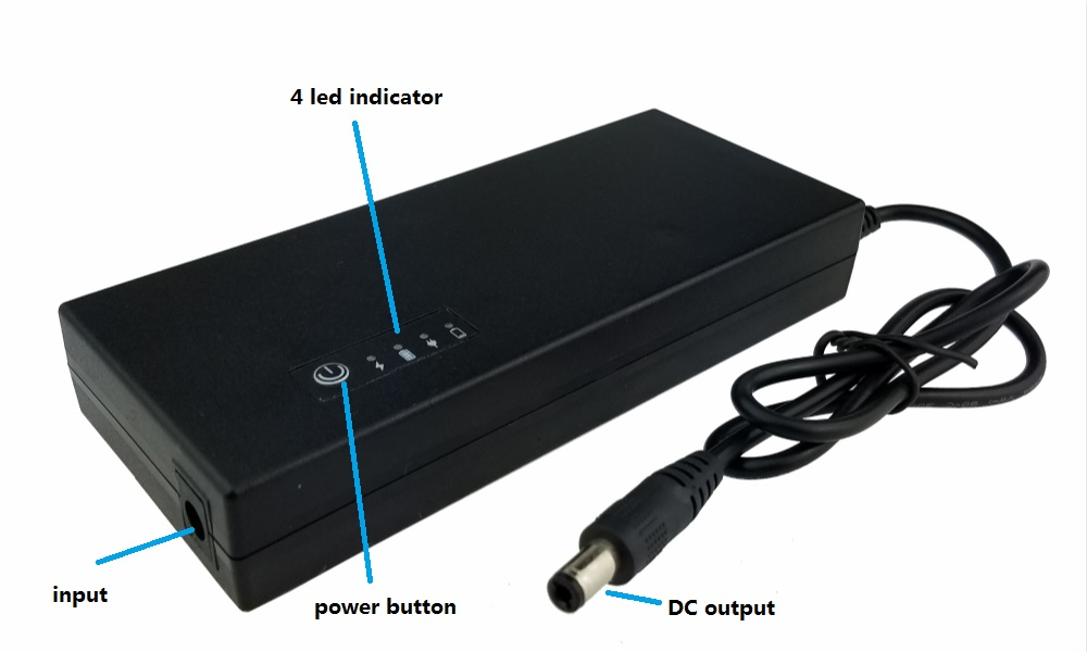 DC MINI UPS 12v 3a power supply 36w mini 12v battery UPS price