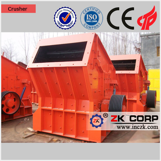 Granite crusher machine for ore crushing plant