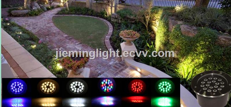 1w 3w 5w 7w 9w 12w 15w 18w 30w 36w underground lamp LED Buried light