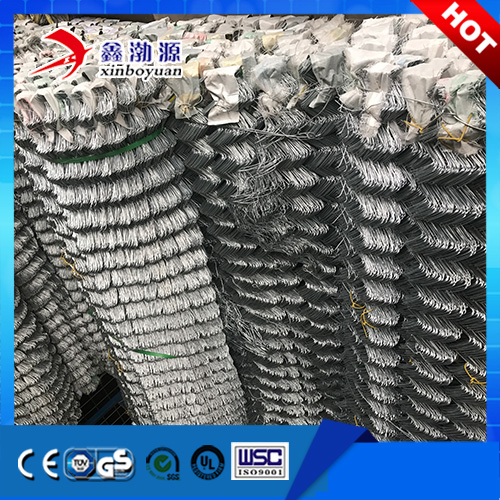 XINBOYUAN Chain Link Fence for sell