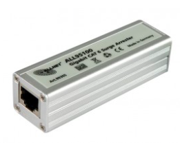 Allnet ALL95100 TP Cat6 surge protction protect your network equipment from power surges by lightning