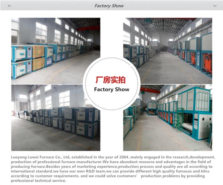 1200C Industrial pottery shuttle kiln