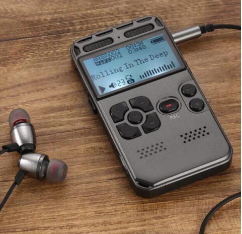 Digital voice recorder Builtin HiFi speaker ATJ3315HD recording