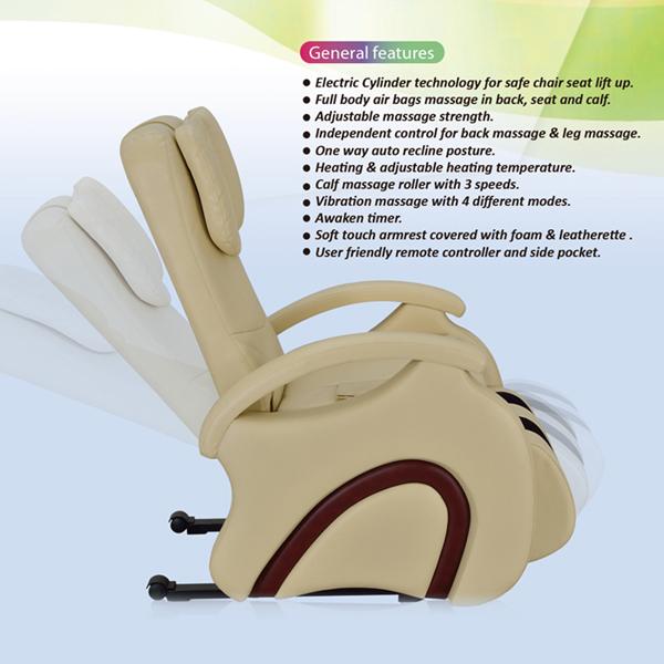 Lift Air massage chairmassage chair manufacturer