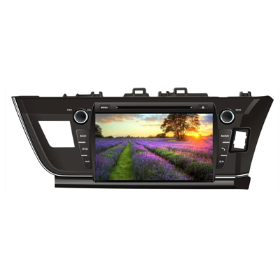 Corolla car dedicated Android intelligent GPS large screen vehicle DVD navigation integrated machine