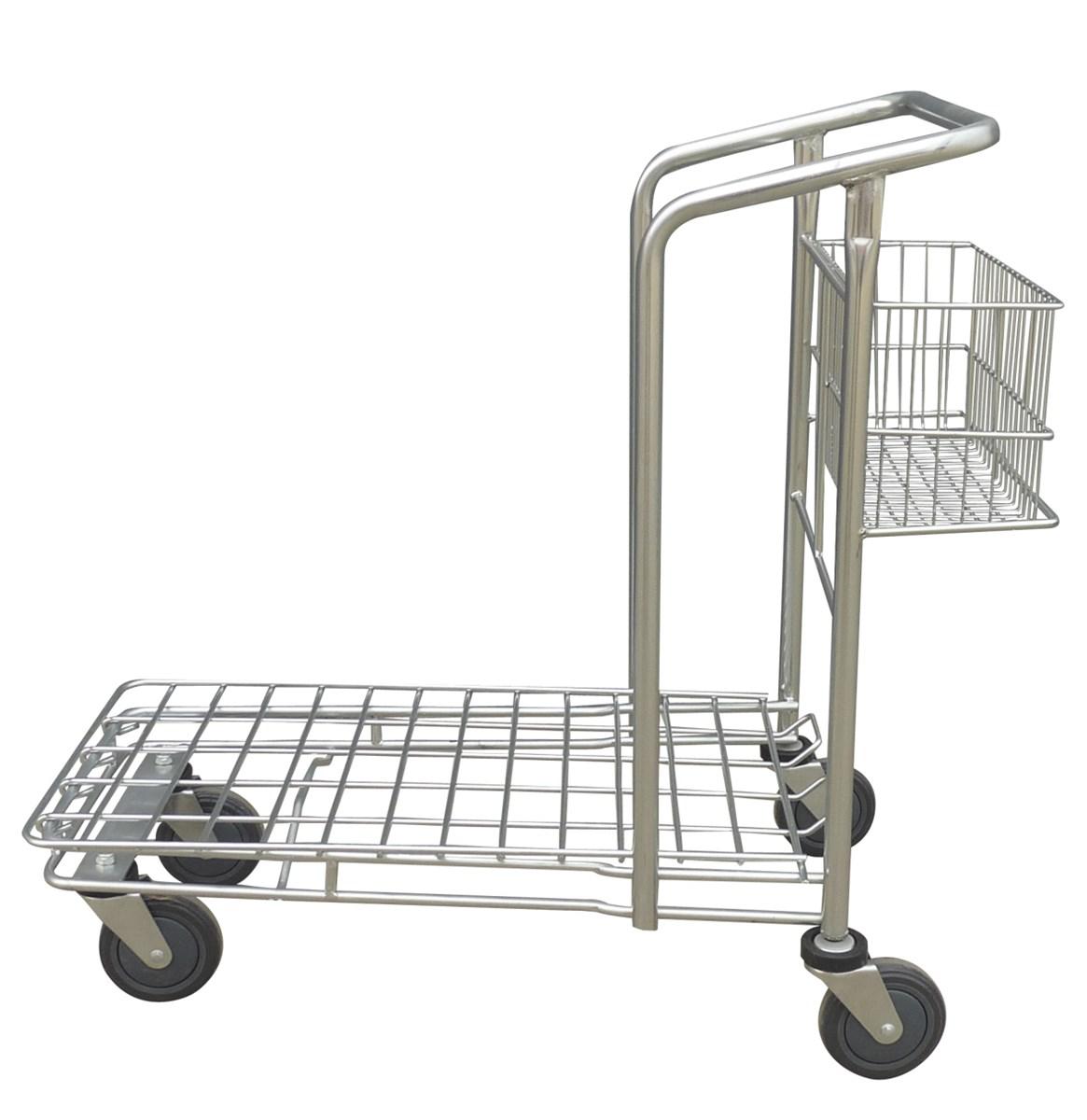 Supermarket shopping trolleyshopping cart