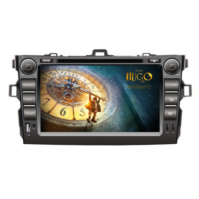 TOYOTA 0911 paragraph corolla special car DVD Android intelligent GPS navigation integrated machine