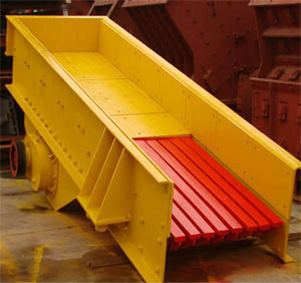 Vibrating Feeder Machine for Ore Stone Mining Crusher