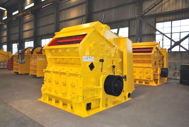 Impact Crusher for Stone basalt Rock Aggregate Crushing Machine