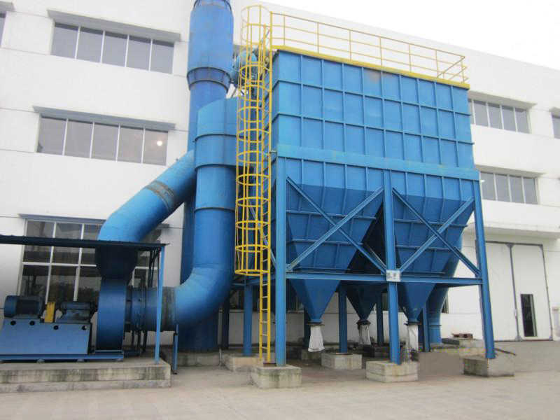 Industrial Dust Collector Air Bag Filter Machine And System